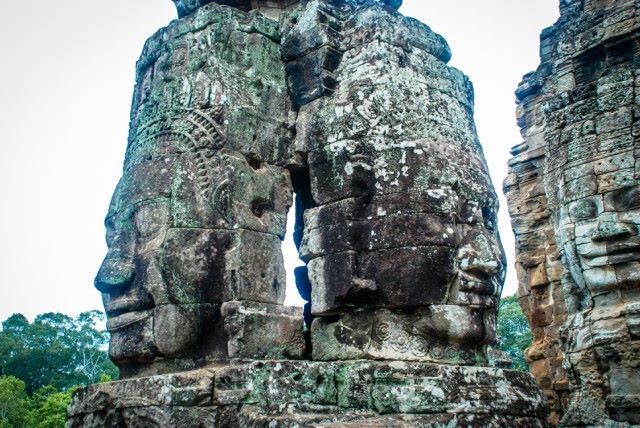 The Magical Land Of Cambodia Bayon