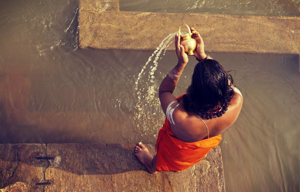 River Of Life: Mystery Behind Of Self-Purifying Properties Of Ganga Water