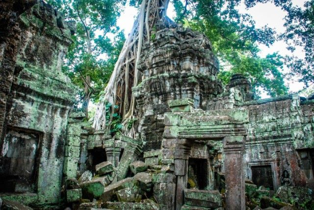 The Magical Land Of Cambodia