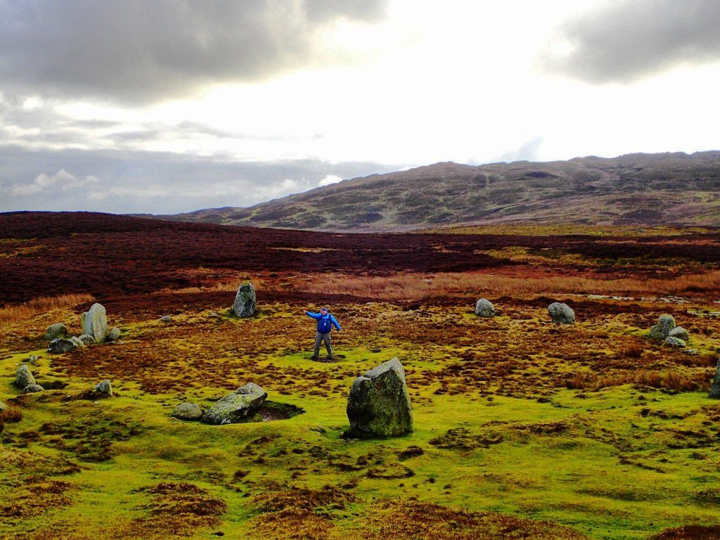 The Ancient Sacred Sites Of Wales: Mysterious 'Druids' Circle'