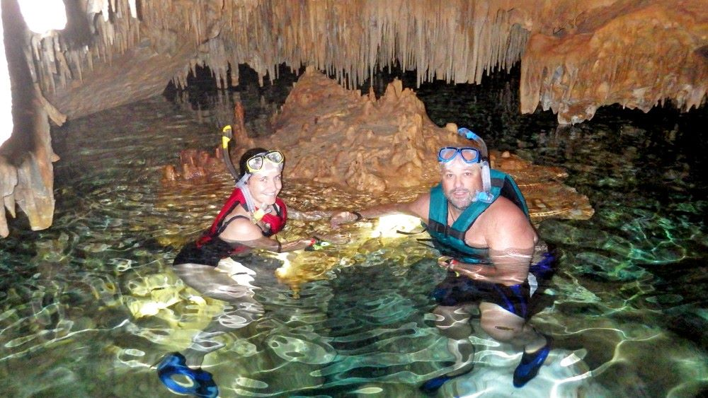 Discovering Mexico: Mystical Underworld Of The Riviera Maya