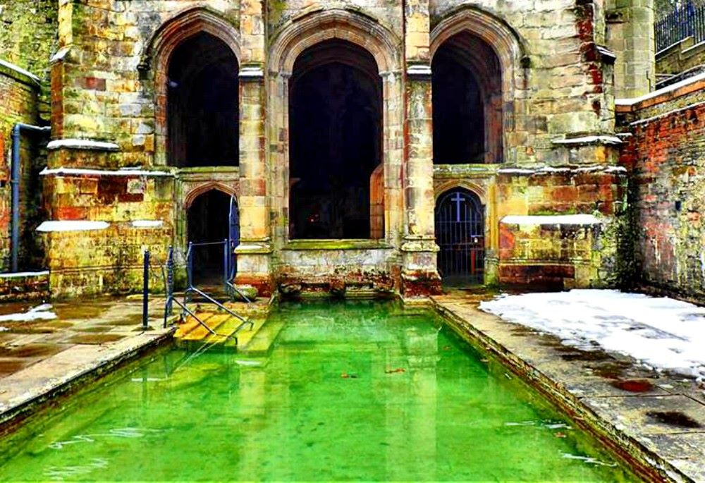 The Mystery Of Wales: St. Winefride's Well's Divine Healing Water