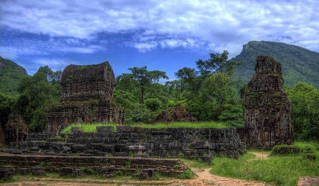 Hidden Ruins Of Vietnam: My Son Sanctuary