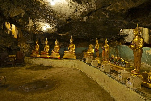 7 Incredible Buddhist Cave Temples
