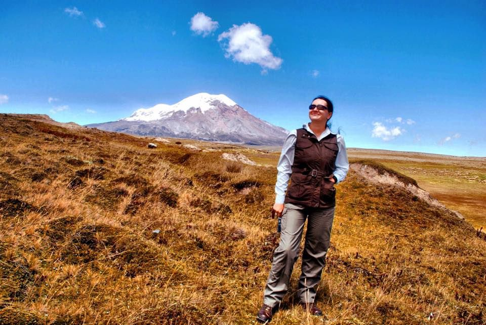 Chimborazo: The Closest Place To Space On Earth