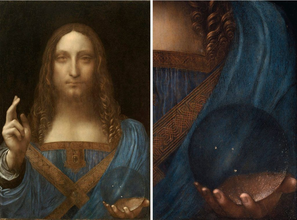 Secret Messages Hidden In Leonardo Da Vinci's Famous ... Da Vinci Paintings Hidden Messages