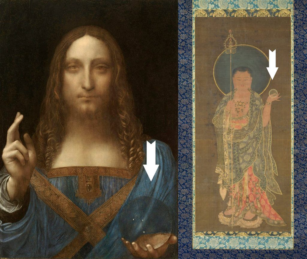 Secret Messages Hidden In Leonardo Da Vinci's Famous Paintings