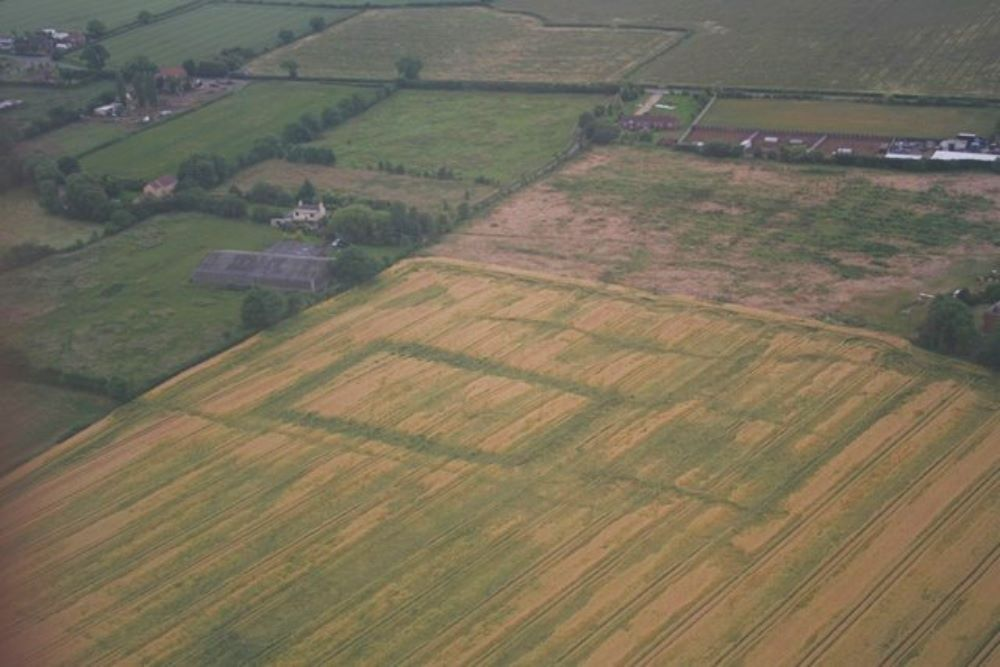 Previously Hidden Ancient Sites Emerge Across Britain Due To Hot Weather