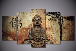 Faces Of Buddha: Feng Shui Wall Art That Speaks To You
