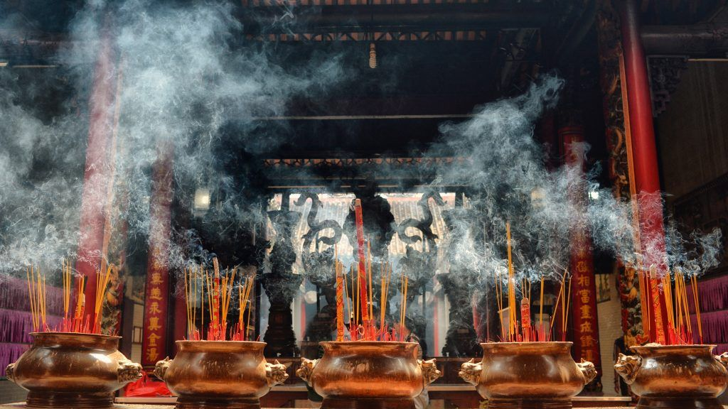 Powerful Effect Of Incense For Mind, Body And Soul