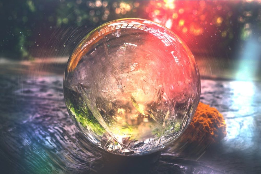 Magic Power Of Crystal Ball