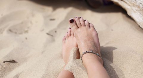The Secret Meaning And Symbolism Of Wearing Anklets