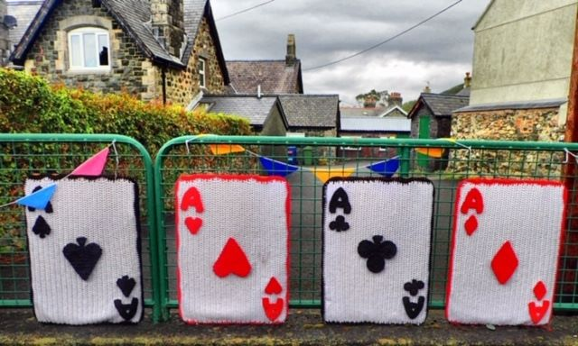 Llwyngwril: Magical Knitted Village In North Wales