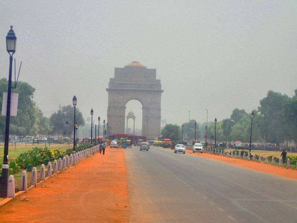 Delhi: India's Past and Present