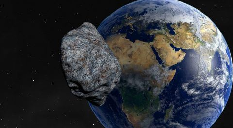 Elon Musk Warns 'God of Chaos' Asteroid May Hit Earth In 2029