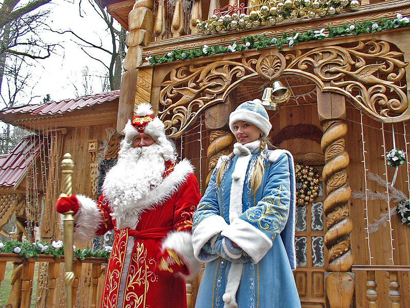 Who Is Santa And What He Looks Like Around The World?