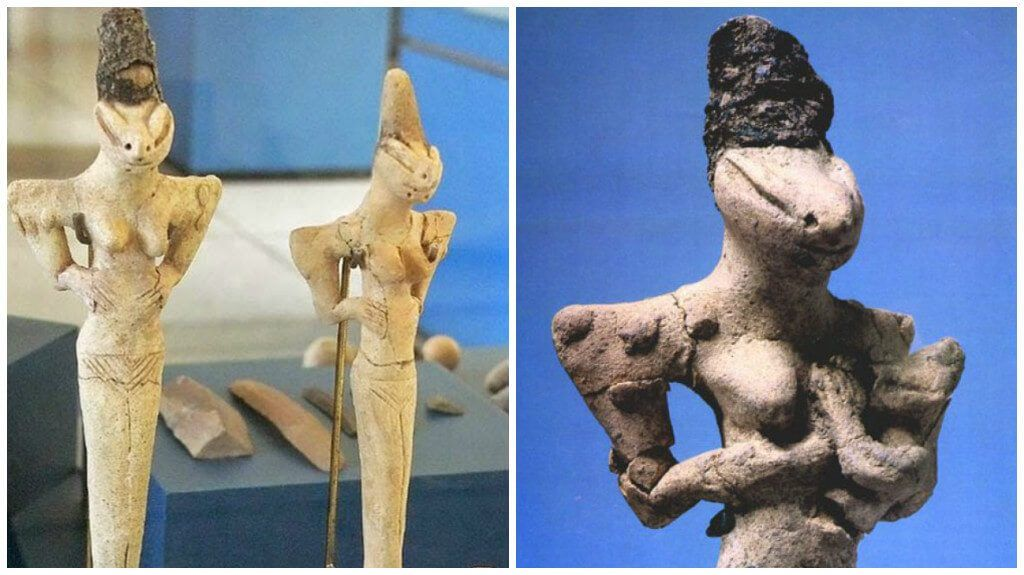 Unexplained Figurines Left By Prehistoric Civilizations