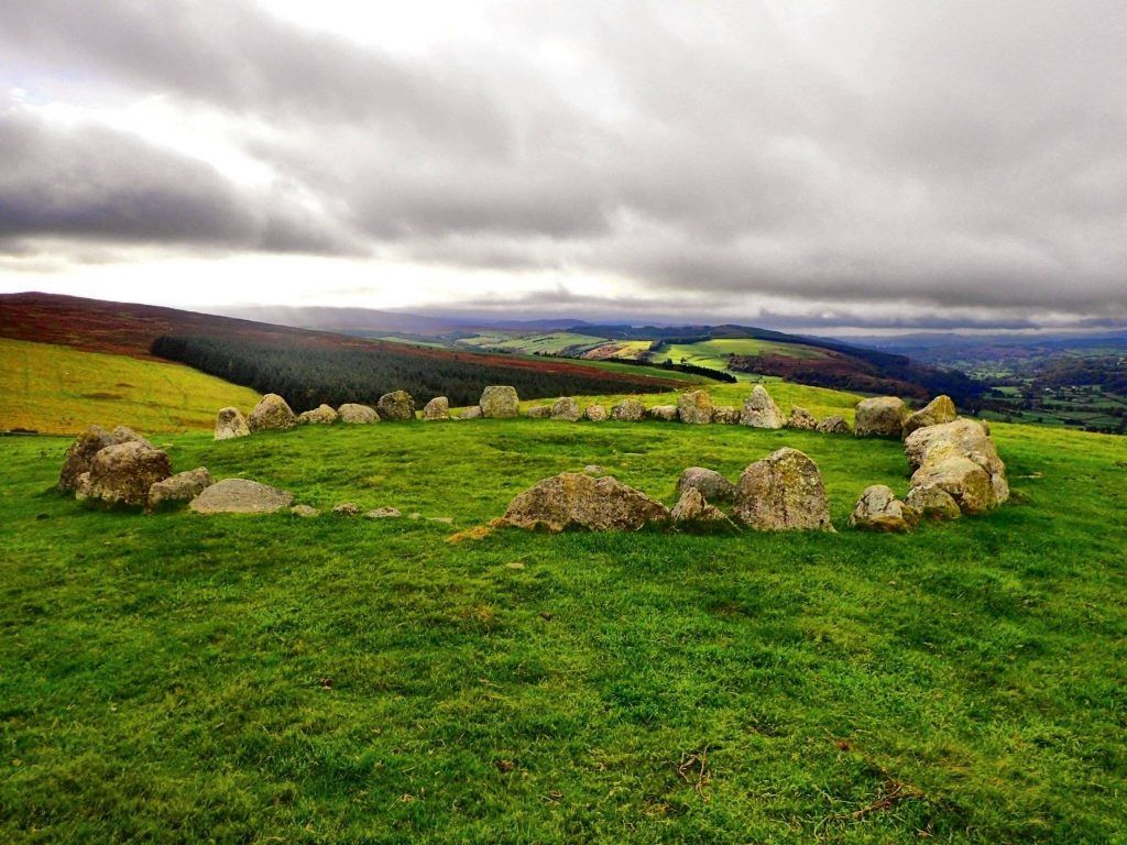 stone circle welsh roswell