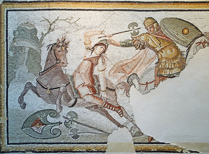 Superheroes Of The Ancient World
