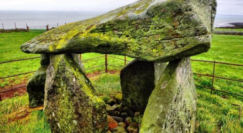 Mysterious Dolmens Hidden Around Wales