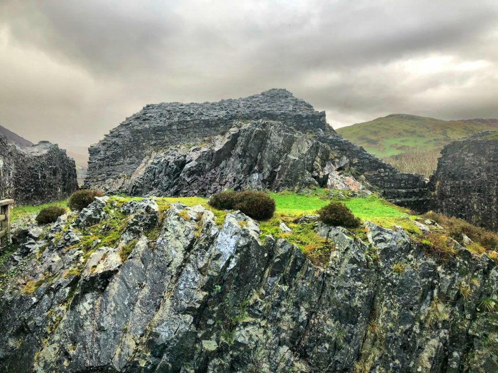 Castell Y Bere: 800-Year-Old Ruins Frozen In Time