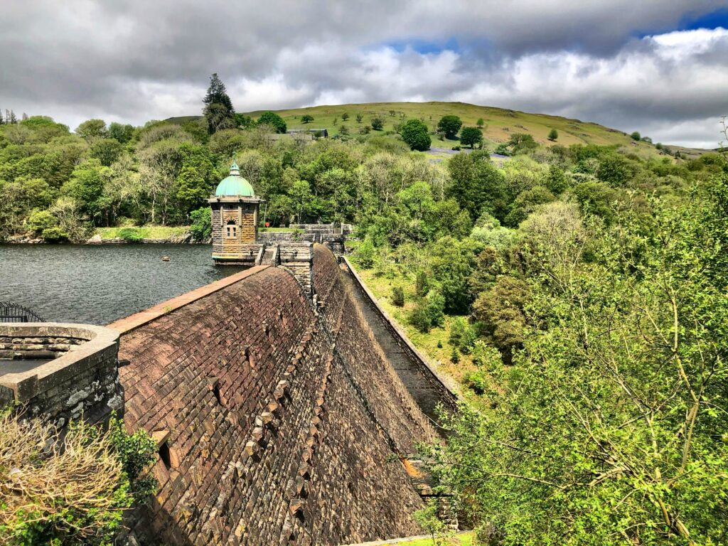Icons Of The Landscape: Elan Valley Dams